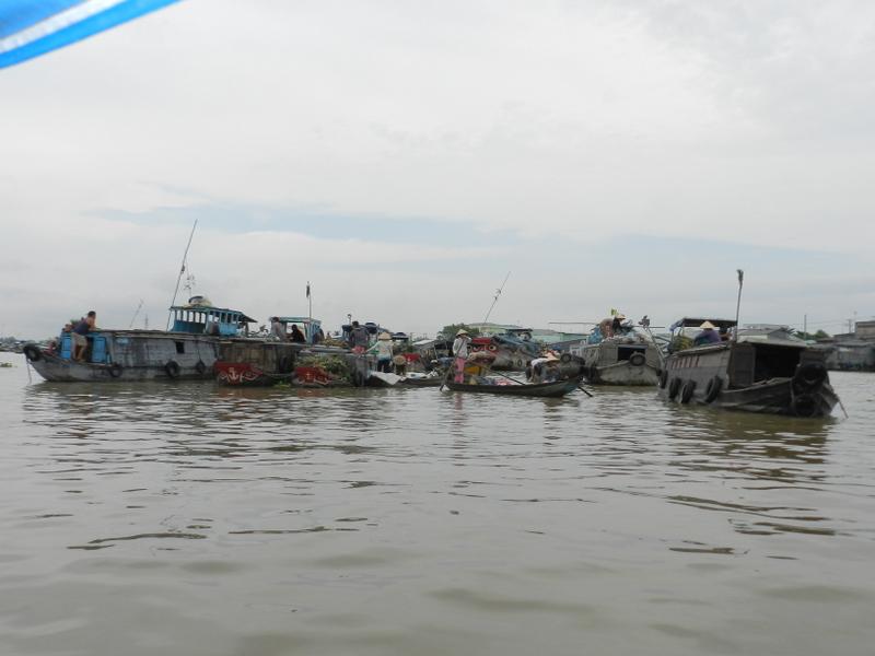 ניו זילנד Update: דלתא של המקונג – Mekong Delta