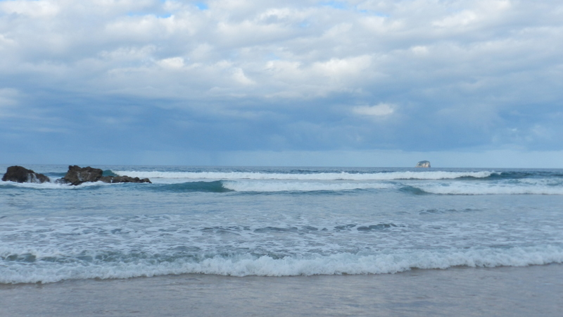 ניו זילנד Update: וויהי וחוף המים החמים Waihi – Hot Water Beach